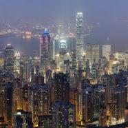 "Hongkong – ""Pachnący Port"""