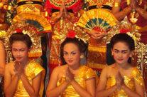 wyspa Bali – tancerki