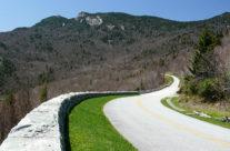 zwiedzanie USA – Samochodem po USA – Blue Ridge Parkway