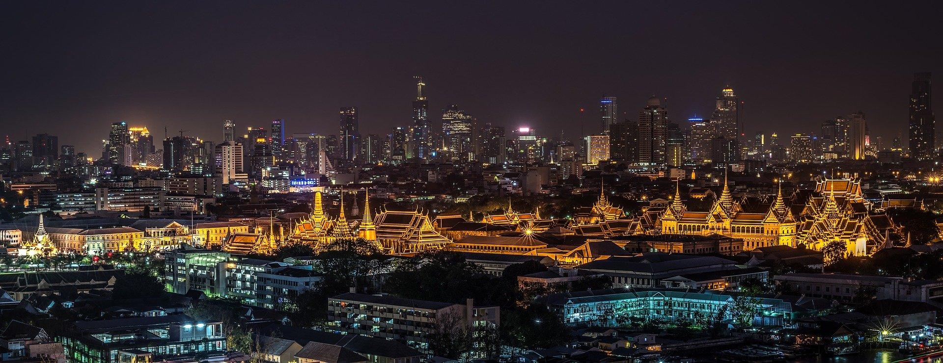 Tajlandia: Bangkok – miasto, gdzie mieszka zreinkarnowany bóg