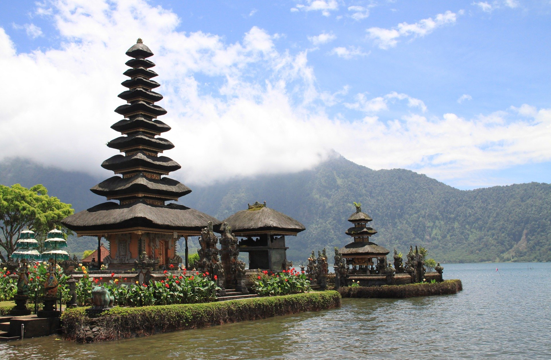 Trzy tygodnie w Indonezji