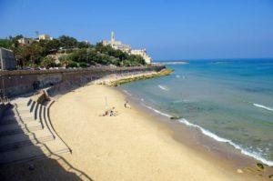 Plaże w Izraelu - Tel Awiw