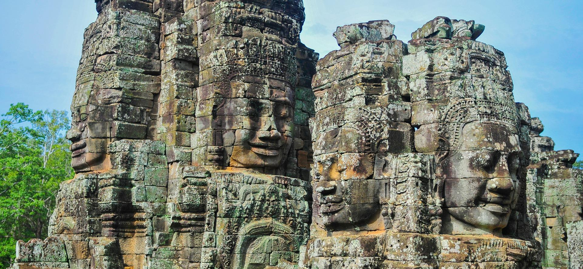 Kambodża w dwa tygodnie