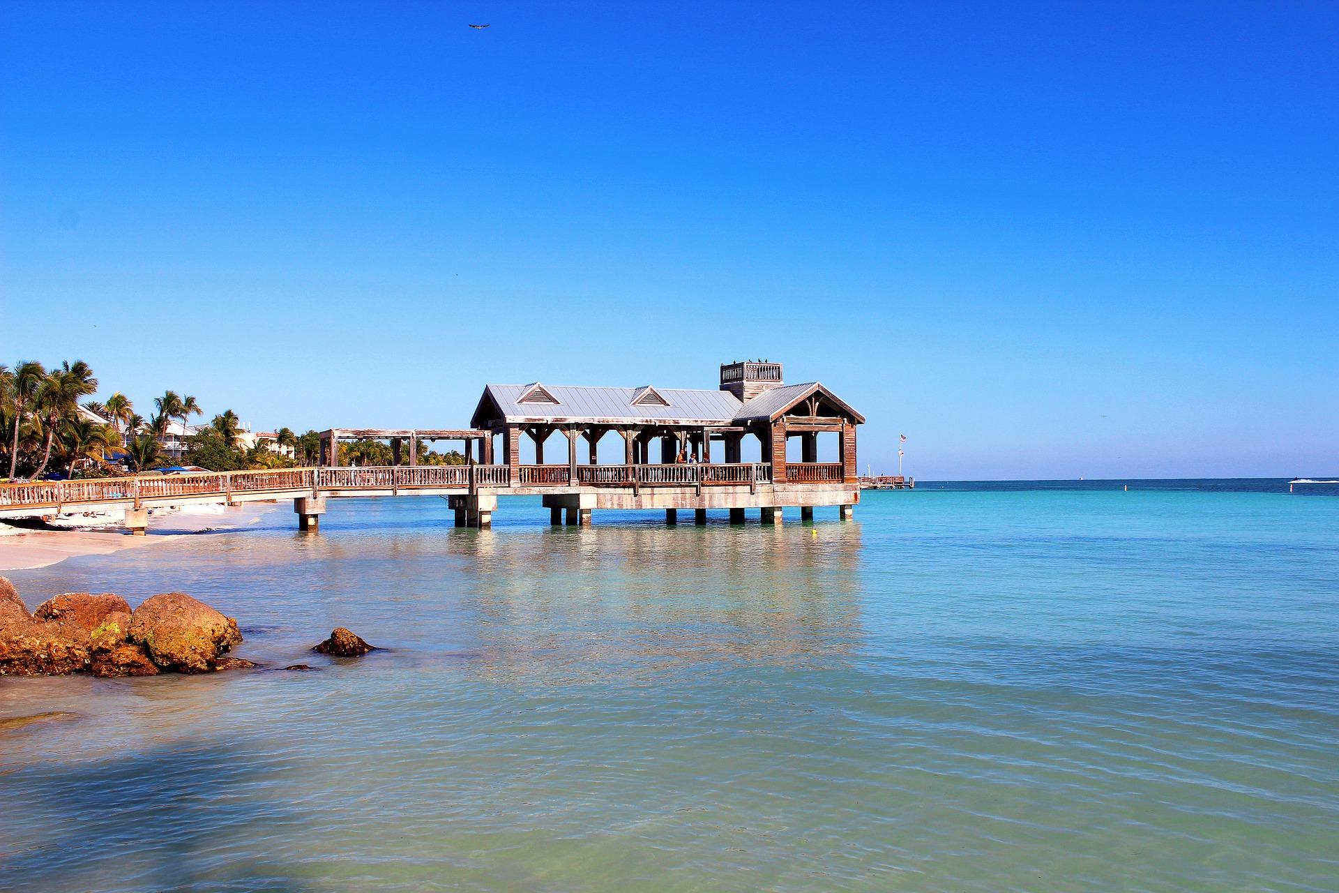 Plaże FLorydy