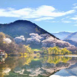 Korea - góry