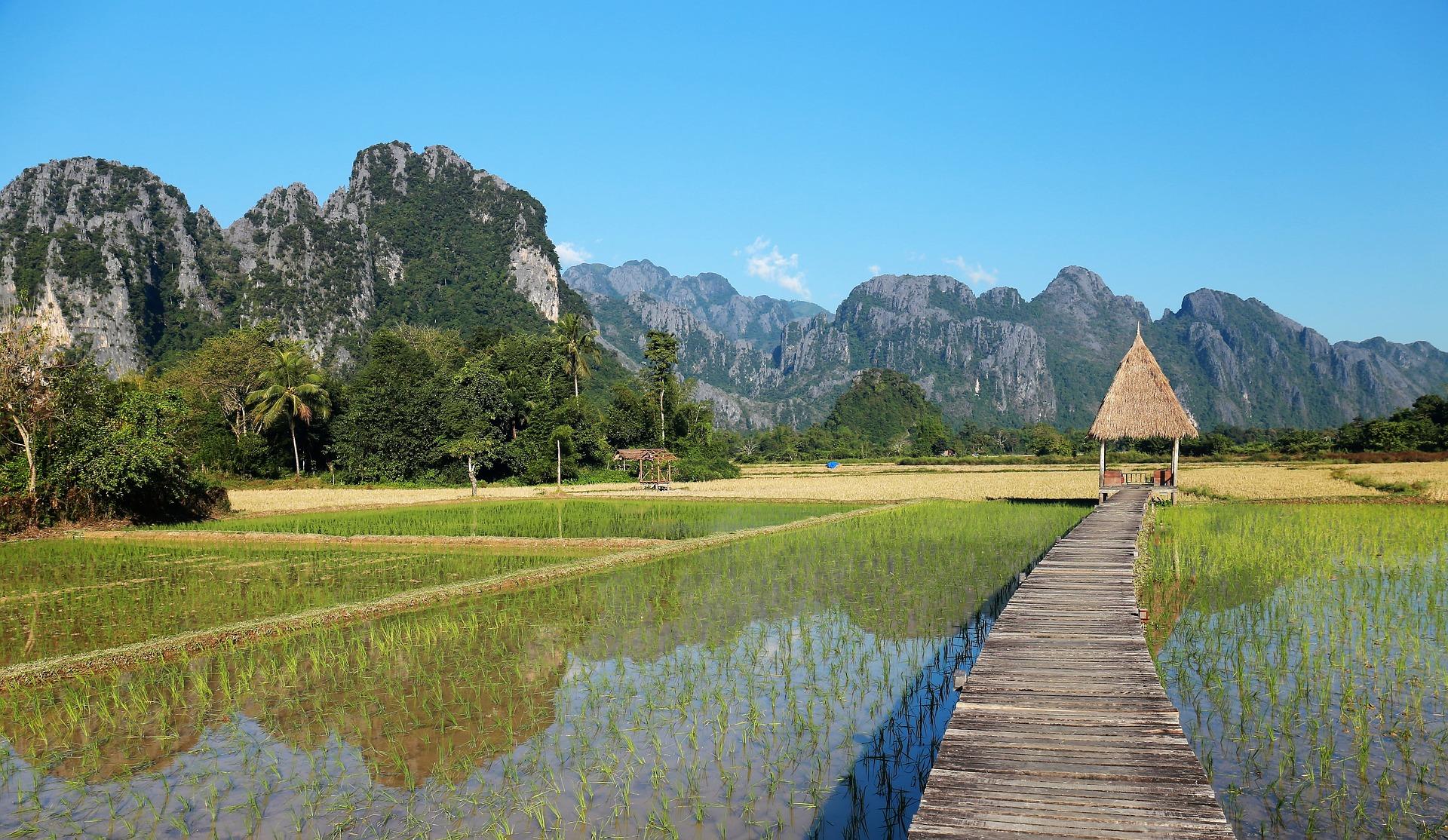 Dwa tygodnie w Laosie