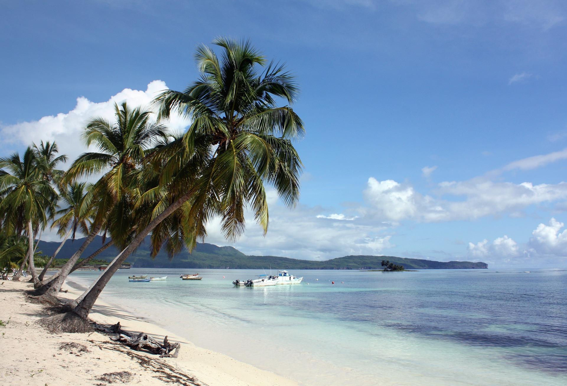 plaże dominikany