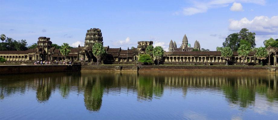 Kambodża – Angkor: Święte Miasto Khmerów