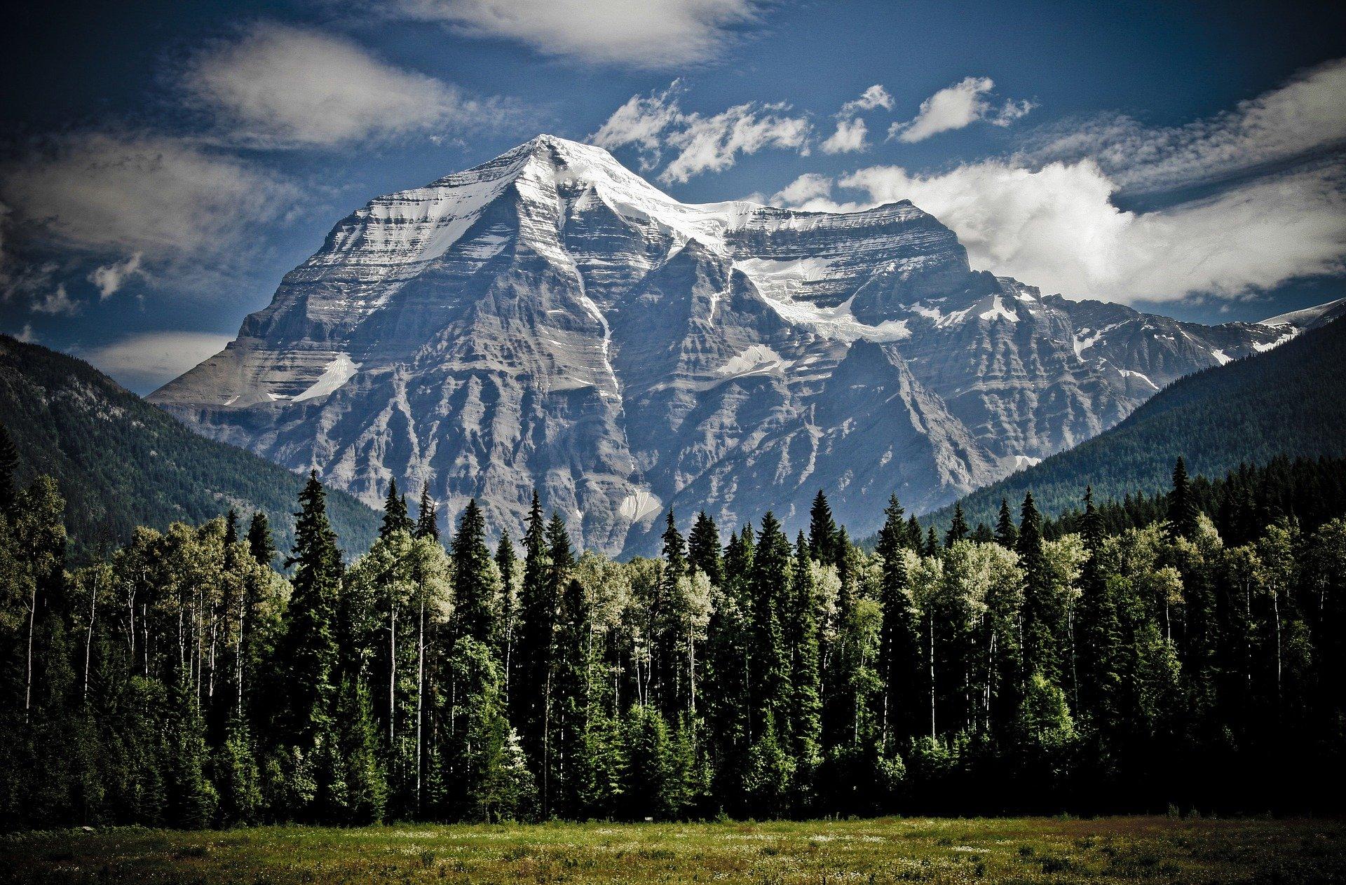 Północna Kanada w trzy tygodnie – Jukon i Góry Skaliste