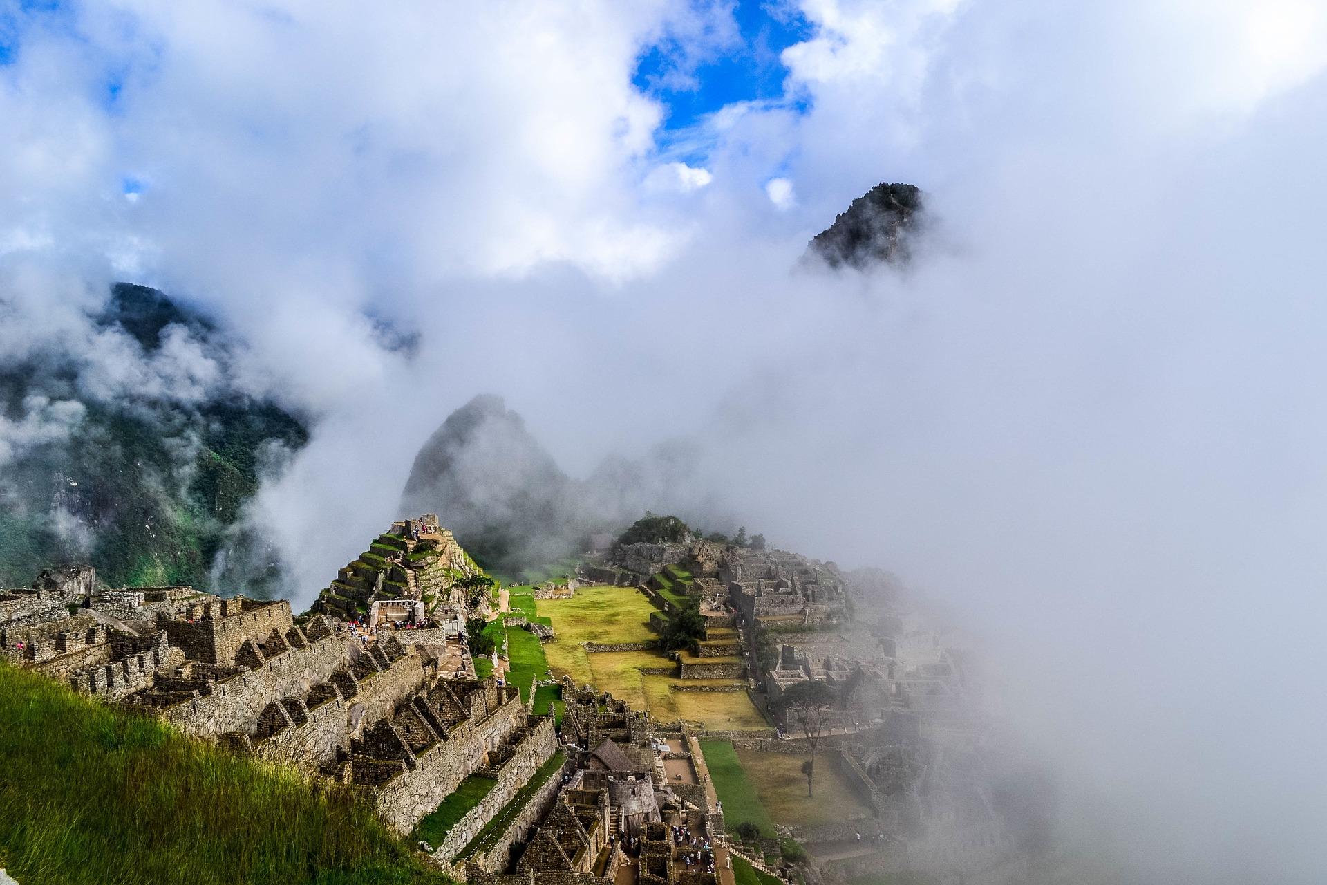 Gdzie wyjechać 2017 Peru