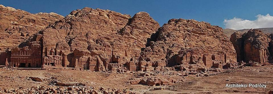 Wyjazd do Jordanii - Petra